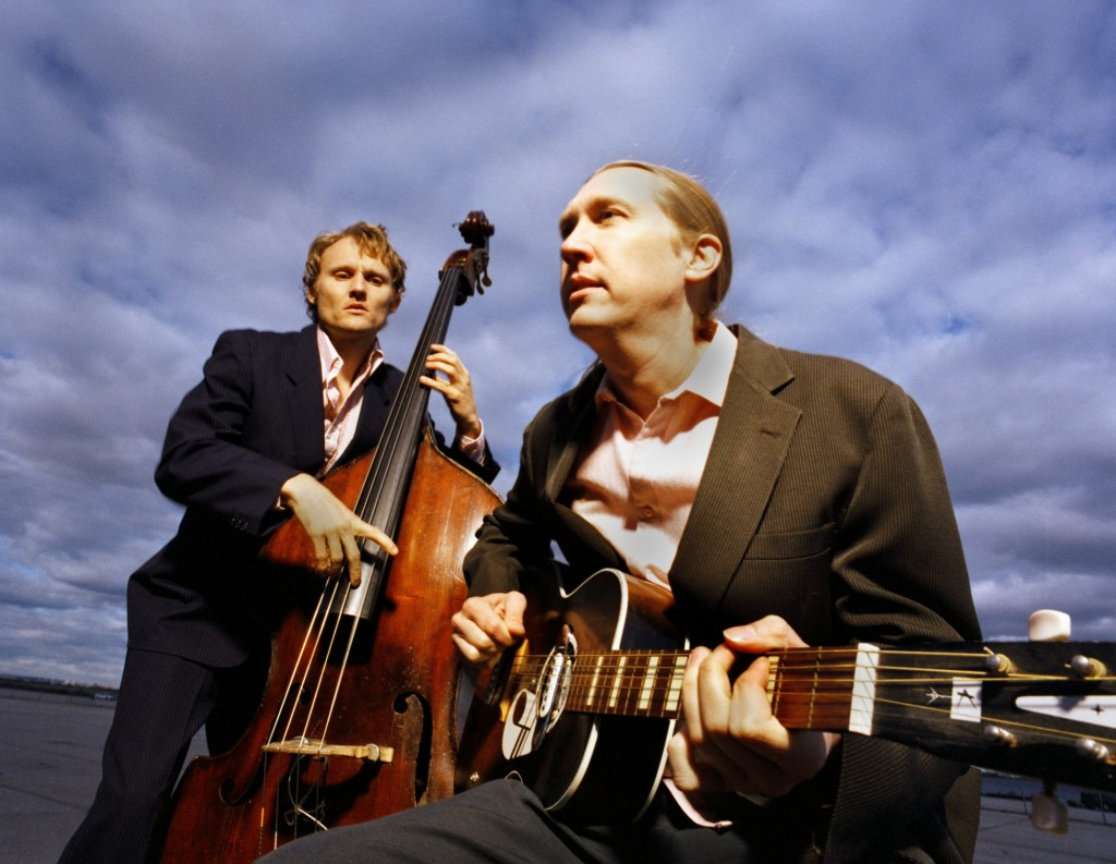 The Wood Brothers (publicity photo)