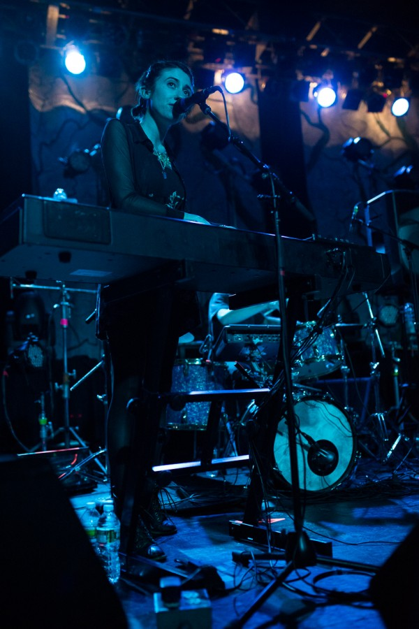 Hundred Waters @ the TLA (3/21/2013)   © Serge Levin