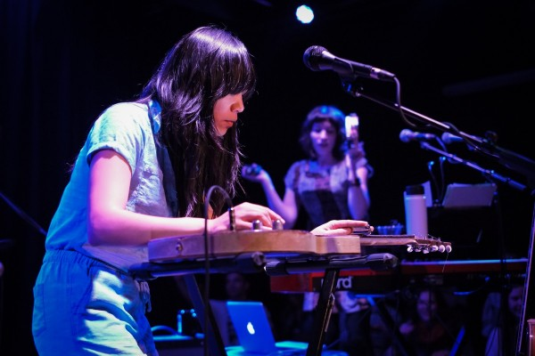 Thao & The Get Down Stay Down @ Underground Arts (3/23/2013) | © Oliver Lopena