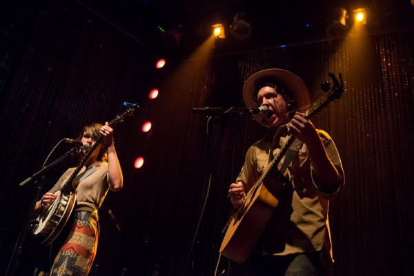 Blessed Feathers @ Johnny Brenda's (3/26/2013) | © Serge Levin