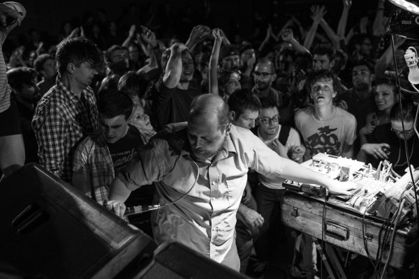 Dan Deacon @ the Perelman Theater (4/12/2013) | © Serge Levin