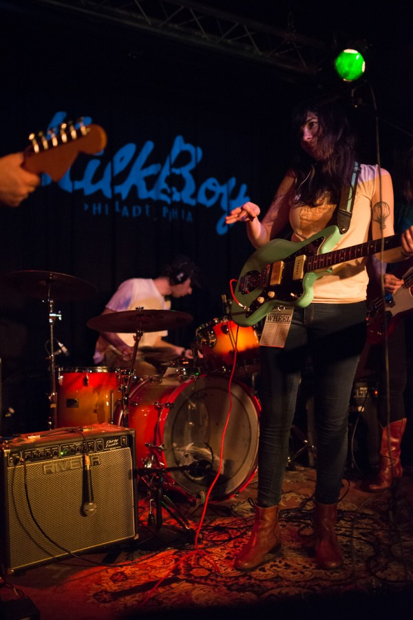 Field Mouse @ MilkBoy Philly (4/19/2013) | © Serge Levin