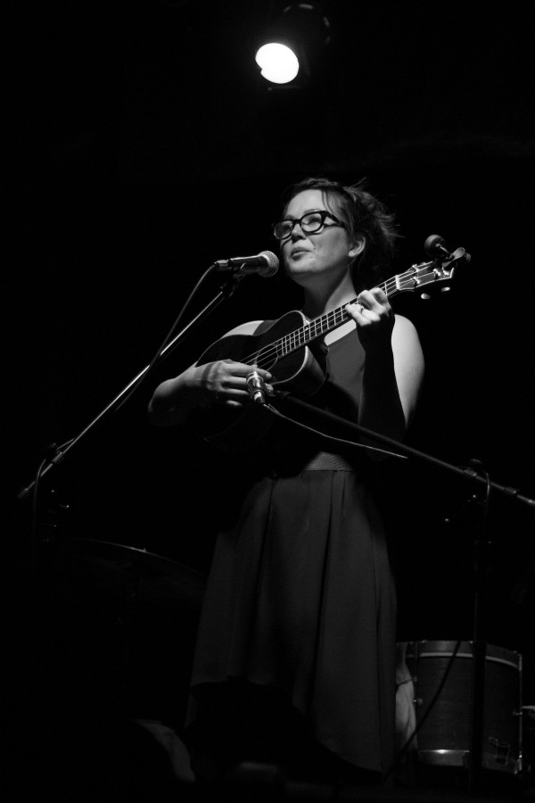 Sara Watkins @ the Tin Angel (3/29/2013) | © Kaylee Collins