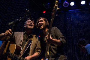 Ivan & Alyosha @ Johnny Brenda's (w/ The Lone Bellow and Twin Forks)