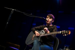 Kaki King @ World Cafe Live | Philadelphia, PA (4/28/2013)
