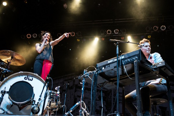 Matt & Kim @ House of Blues Atlantic City (4/5/2013) | © Serge Levin