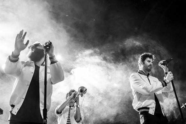 Capital Cities @ the TLA (5/10/2013) | © Erika Reinsel
