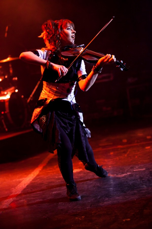 Lindsey Stirling @ Wellmont Theatre (5/9/2013) | © Colin Coleman