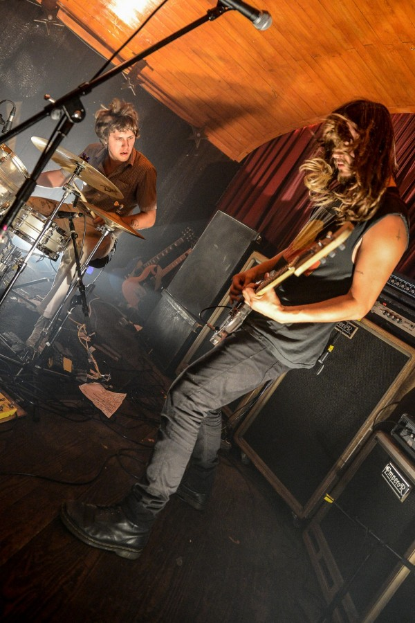 JEFF the Brotherhood @ Kung Fu Necktie (5/17/2013) | © Erika Reinsel