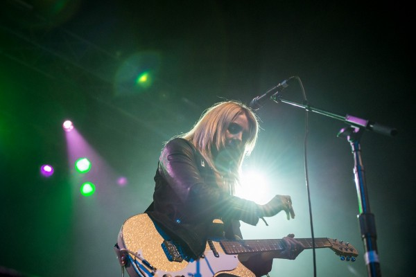 Blondfire @ the Electric Factory (5/4/2013) | © Serge Levin