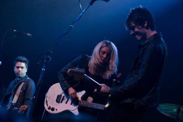Blondfire @ the Electric Factory (5/4/2013)   © Serge Levin