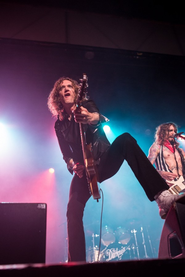The Darkness @ the Trocadero Theatre (5/21/2013) | © Serge Levin