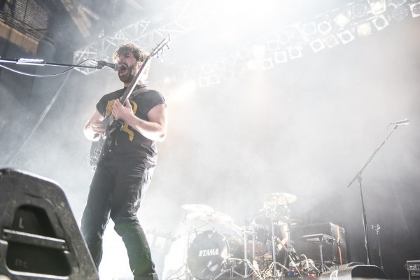 Foals @ the Electric Factory (5/4/2013) | © Serge Levin