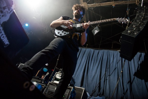 Foals @ the Electric Factory (5/4/2013)   © Serge Levin