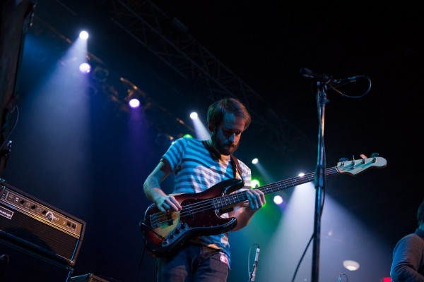 Surfer Blood @ the Electric Factory (5/4/2013) | © Serge Levin