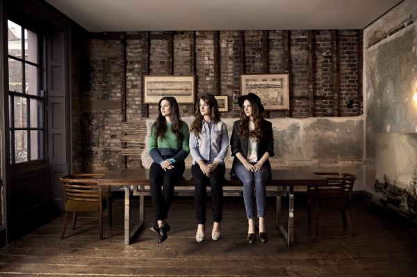The Staves (Publicity Photo) | © Rebecca Miller