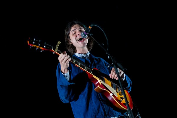 Dirty Projectors @ the Mann (6/7/2013) | © Serge Levin