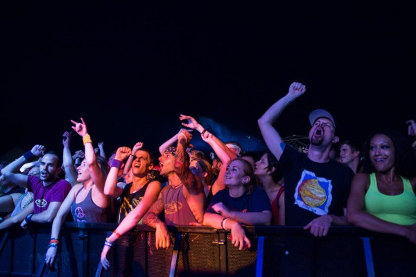 311 crowd (7/10/2013) | © Erika Reinsel