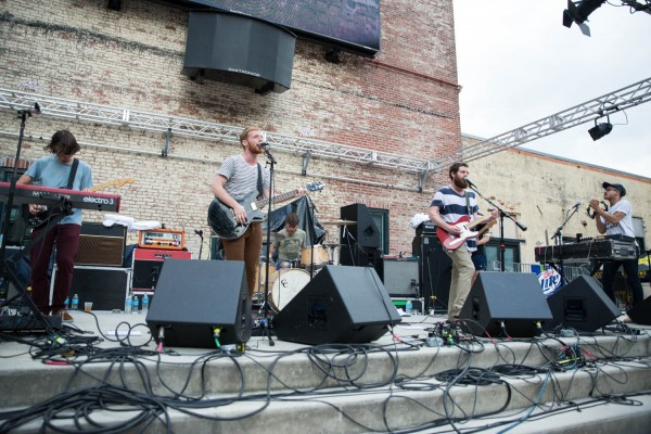 Bad Books @ The Piazza at Schmidt's (7/13/2013)   © Erika Reinsel