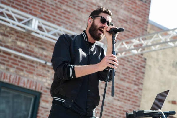 Capital Cities @ The Piazza at Schmidt's (7/13/2013) | © Erika Reinsel