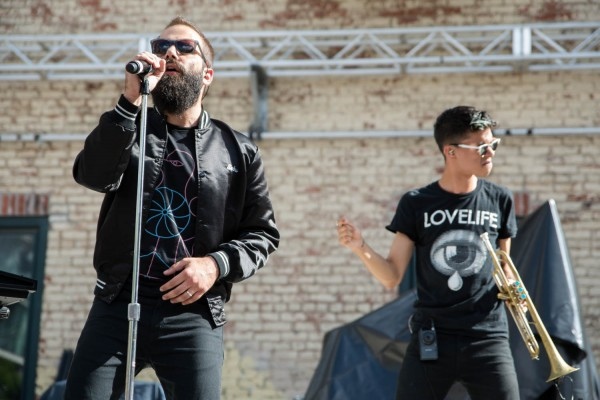 Capital Cities @ The Piazza at Schmidt's (7/13/2013)   © Erika Reinsel