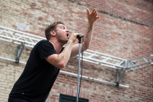 Cold War Kids @ The Piazza (with Capital Cities + Bad Books)