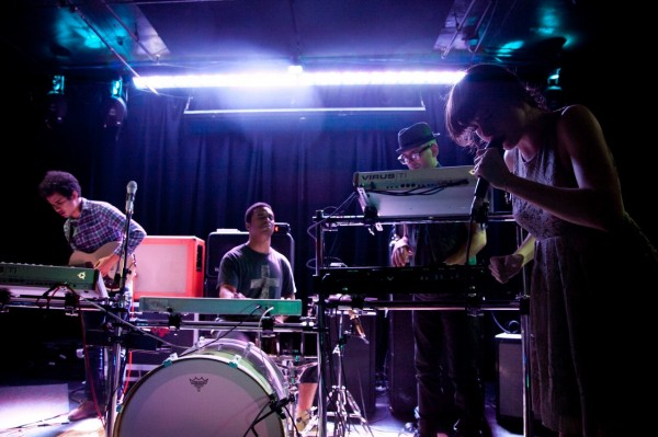 Bosnian Rainbows @ Underground Arts (7/13/2013) | © Corinne Ryan