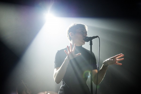 Savages @ Union Transfer (7/14/2013) | © Serge Levin