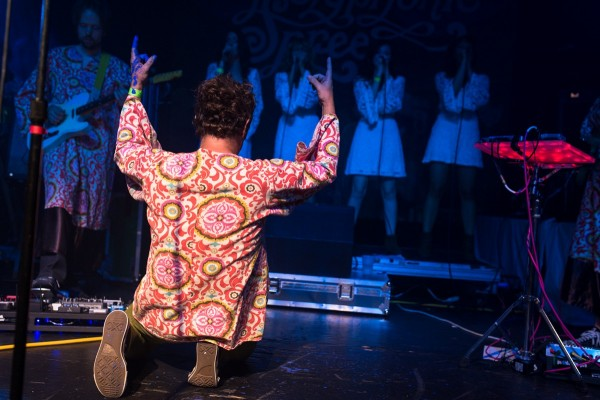 The Polyphonic Spree @ the TLA (7/5/2013) | © Serge Levin