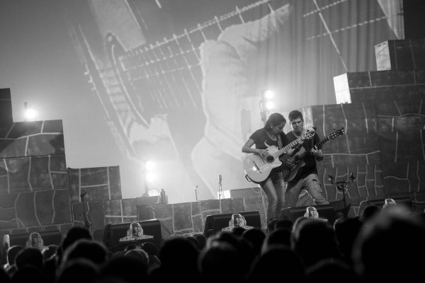 Rodrigo y Gabriela @ the Electric Factory (8/2/2013) | © Erika Reinsel