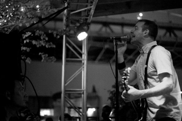 Ted Leo and The Pharmacists @ Morgan's Pier (7/31/2013) | © Corinne Ryan