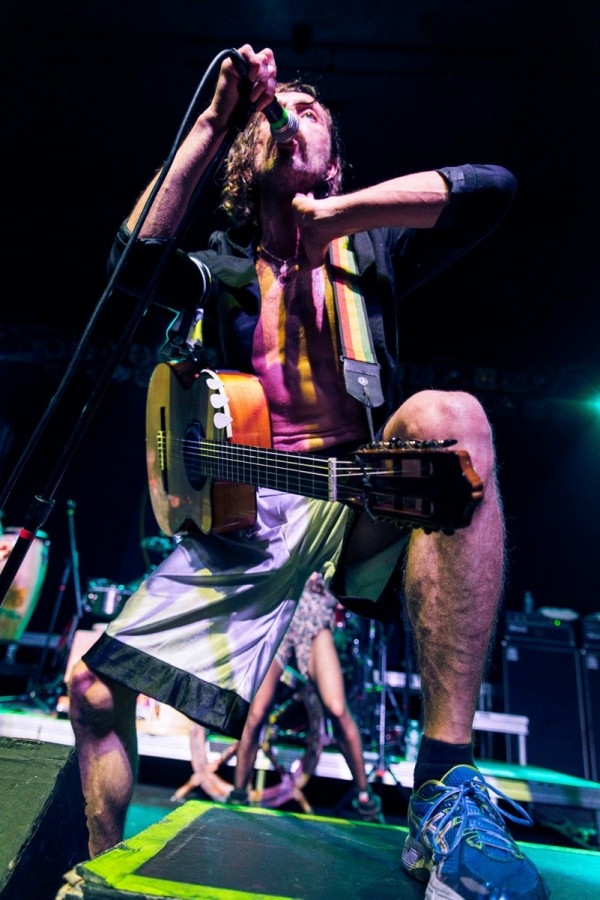 Gogol Bordello @ the TLA (7/26/2013) | © Serge Levin