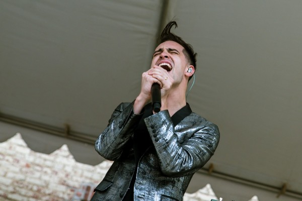 Panic! at the Disco @ The Piazza at Schmidt's (8/3/2013)   © Serge Levin