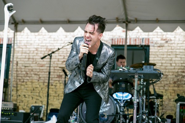 Panic! at the Disco @ The Piazza at Schmidt's (8/3/2013) | © Serge Levin