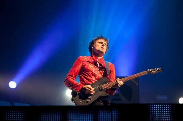 Muse @ Wells Fargo Center (9/9/2013) | © Corinne Ryan